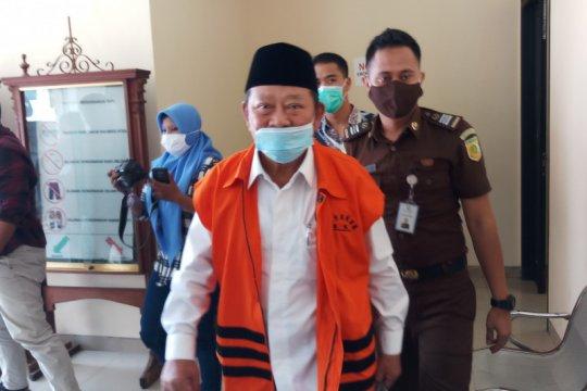 Bupati Sidoarjo nonaktif jalani sidang perdana korupsi