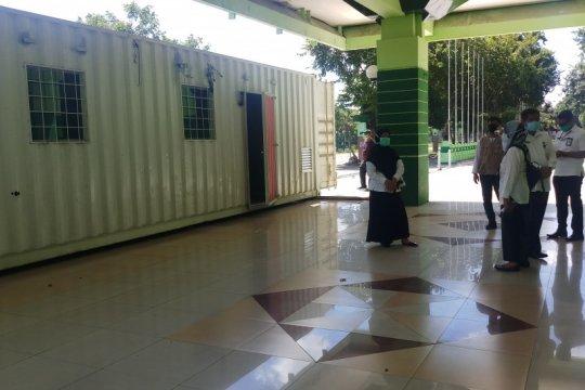 Dinkes Sidoarjo siapkan mesin PCR COVID-19 dalam kontainer