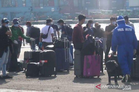 Terdapat 2.601 WNI dari luar negeri jalani karantina di Jakarta