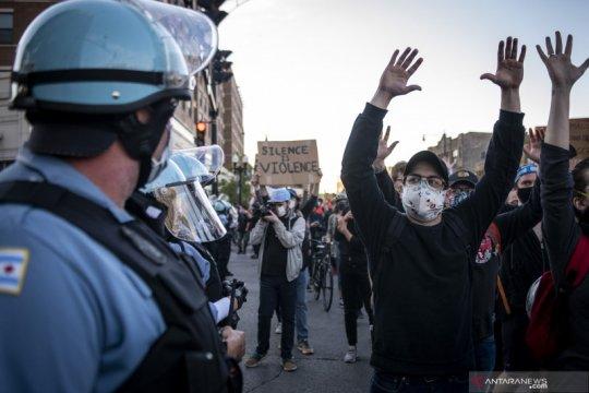 Aksi protes di AS tewaskan dua orang