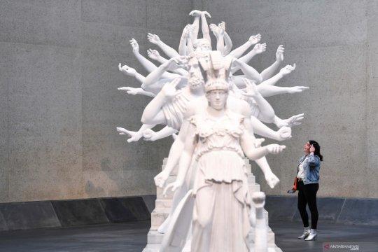 Galeri Nasional Australia di buka kembali