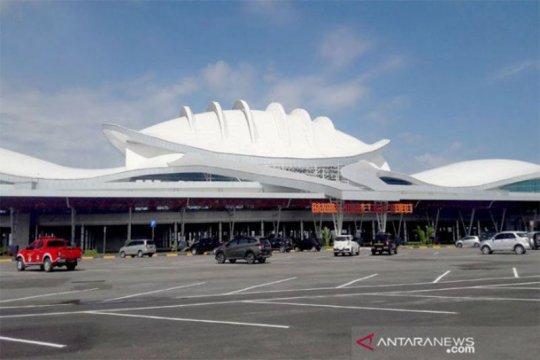 Penerbangan komersial di Bandara Tjilik Riwut berkurang