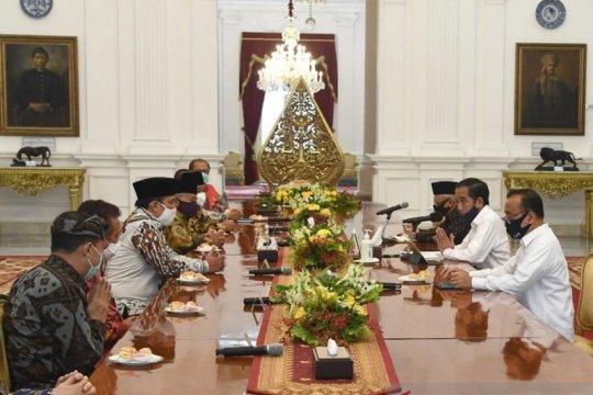 Presiden kumpulkan tokoh agama pascapembatalan keberangkatan haji