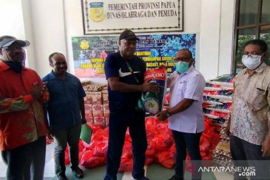 Disorda Papua salurkan bantuan untuk mantan atlet terdampak COVID-19