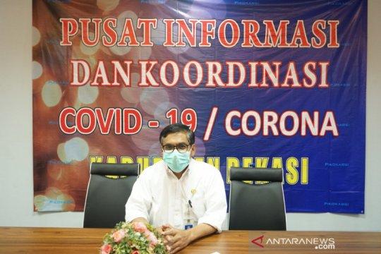Di Kabupaten Bekasi, 13 kecamatan sudah nihil kasus positif COVID-19