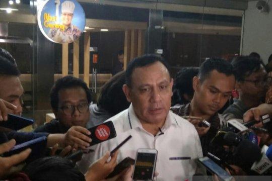 Firli Bahuri: seluruh pimpinan KPK pantau proses penangkapan Nurhadi