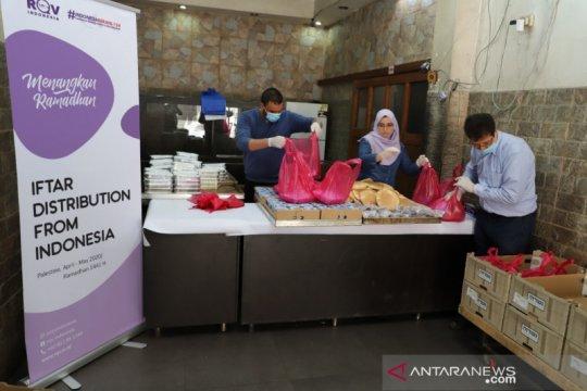 RQV Indonesia ajak masyarakat bantu kebutuhan pangan di Palestina