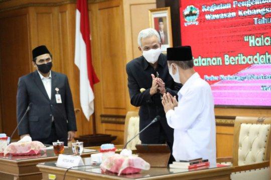 Pemprov Jateng dan ulama bahas tatanan ibadah normal baru