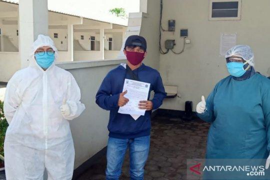Tujuh pemudik dan tenaga kesehatan di Probolinggo sembuh dari COVID-19