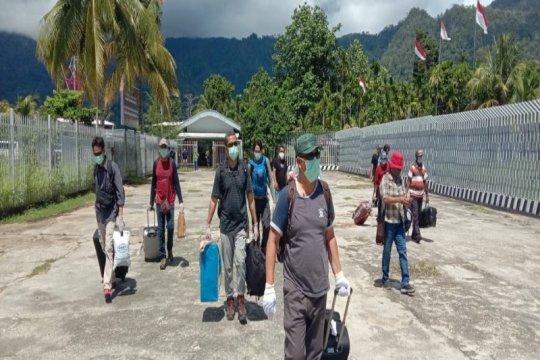 Kedubes RI Port Moresby Papua Nugini bantu kepulangan TKI terkena PHK