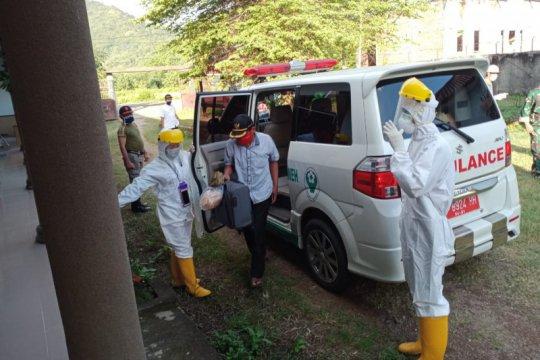 RSUD Mitra Sehat Minahasa Tenggara karantina 41 warga