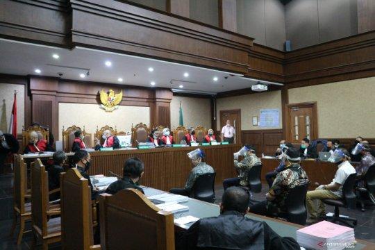 Enam terdakwa Jiwasraya didakwa rugikan negara Rp16,807 triliun