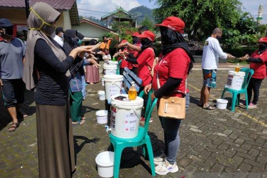 PMI Kota Sukabumi sosialisasikan masyarakat disiplin jaga kesehatan