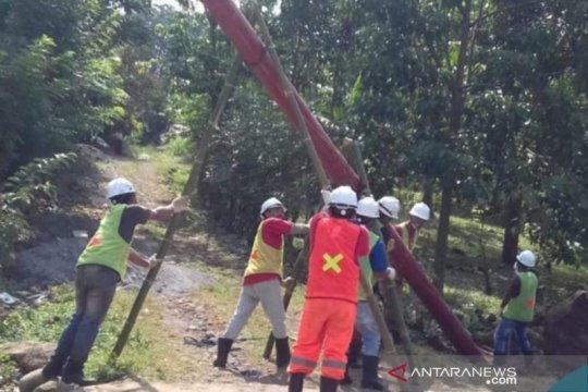 PLN NTT sambung listrik di 33 desa di Pulau Flores selama Januari-Mei