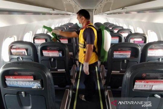 Dua maskapai keluarkan jadwal terbang baru dari Bandara Mutiara Palu