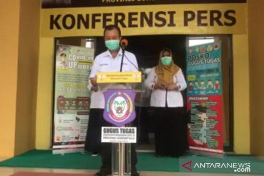 Kasus positif COVID-19 di Gorontalo bertambah 10 jadi 118 orang