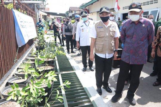 Menko PMK inginkan kampung tangguh jadi percontohan nasional