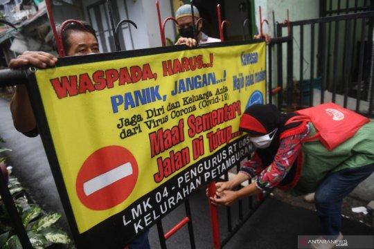 DKI Jakarta berlakukan jam malam di kawasan zona merah COVID-19
