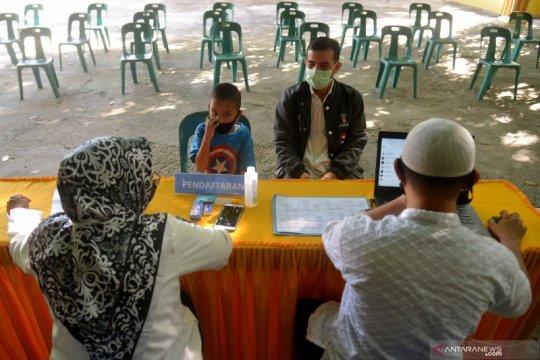 Pendaftaran murid baru terapkan protokol kesehatan