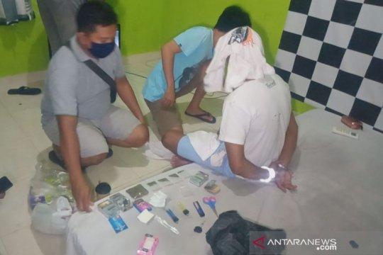 Polresta Mataram tangani kasus bule Arab edarkan narkoba