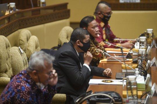 DPR-pemerintah sepakat tambahan anggaran Pilkada bisa gunakan APBN