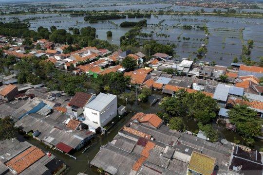 Pemerintah kawal proyek pengaman pesisir Pantura Jawa Rp54,9 triliun