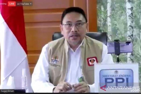 Tujuh provinsi jadi fokus KLHK tanggulangi  kebakaran hutan