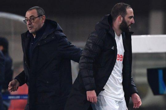 Juventus pisah jalan dengan Gonzalo Higuain