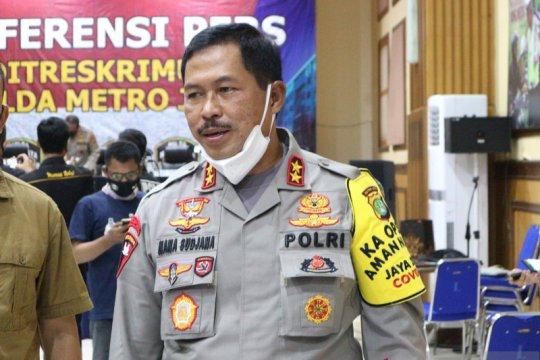 Polda Metro Jaya siap kawal pembukaan mal di Jakarta