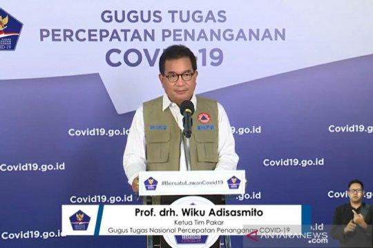 Disiplin kolektif masyarakat penentu keberhasilan penanganan COVID-19