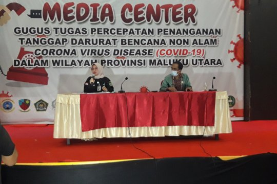 Istri dan menantu Gubernur Malut positif COVID-19