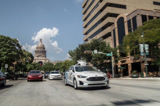 Investasi VW di unit swakemudi Ford tuntas 1 Juni