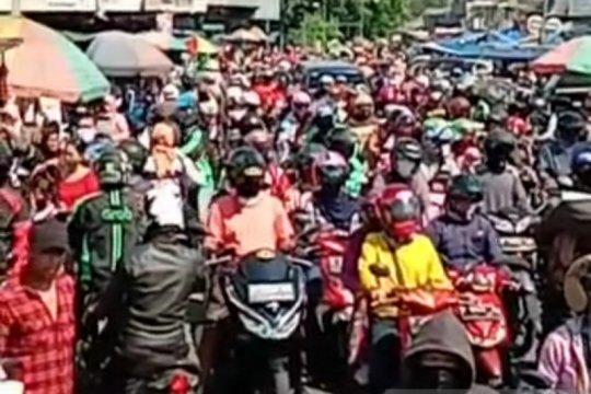 PSBB transisi di Kota Bogor dilanjutkan karena masih belum aman