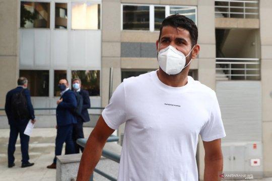 Diego Costa resmi divonis enam bulan penjara karena penggelapan pajak