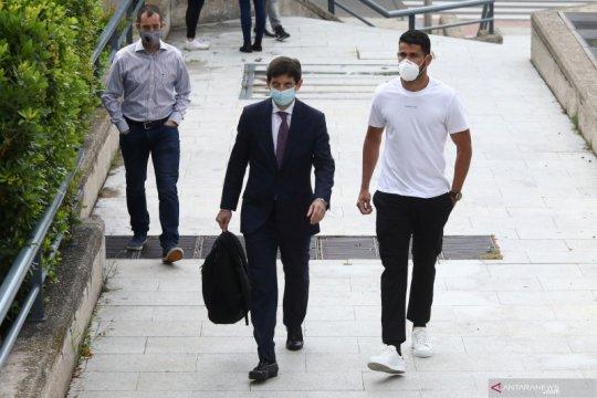 Diego Costa hadiri persidangan penipuan pajak