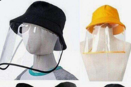 """Jangan lepas masker walau sudah pakai """"face shield"""""""