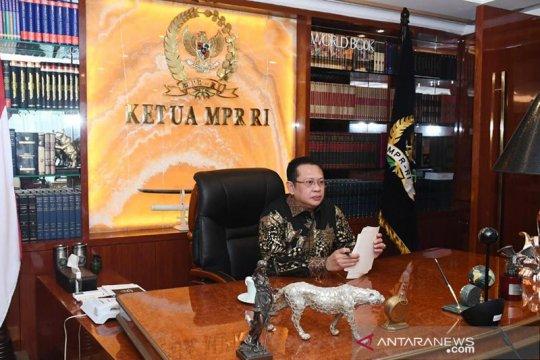 Ketua MPR: TNI-Polri dengan kekuatan penuh tumpas KKB