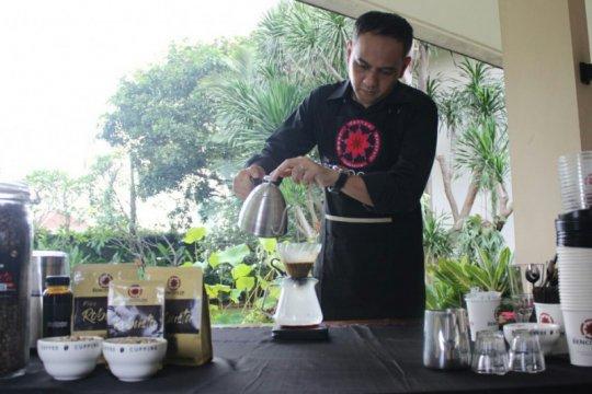 Dukung Kartu Prakerja, Lucky Widja ajak milenial buka usaha kopi