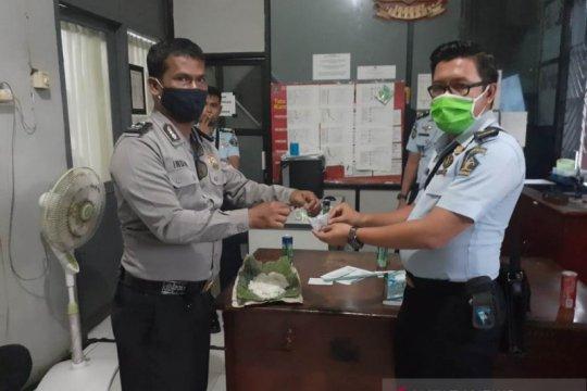 Petugas Lapas Padang gagalkan penyelundupan diduga narkoba