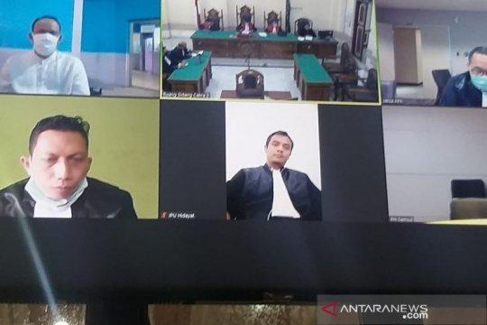Kasubbag Protokoler Pemkot Medan divonis empat tahun penjara