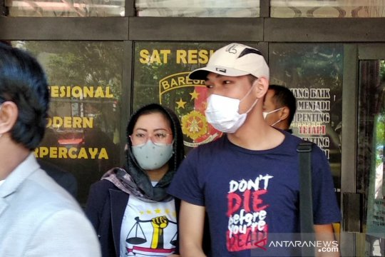 Polrestabes Bandung bebaskan Ferdian Paleka
