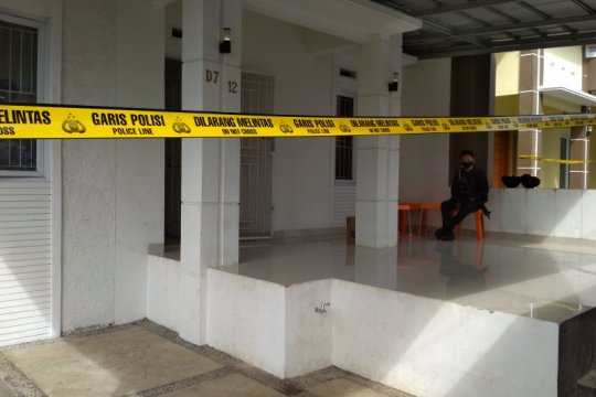 Polisi tangkap pengedar sabu-sabu jaringan internasional di Sukabumi