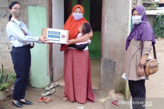 Belasan ribu balita Bogor dapat PMT demi jaga imunitas