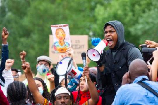 Pidato Black Lives Matter, Disney sebut John Boyega pahlawan