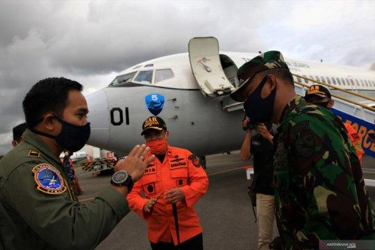 Pencarian korban kapal tenggelam di Maluku dan Wanci