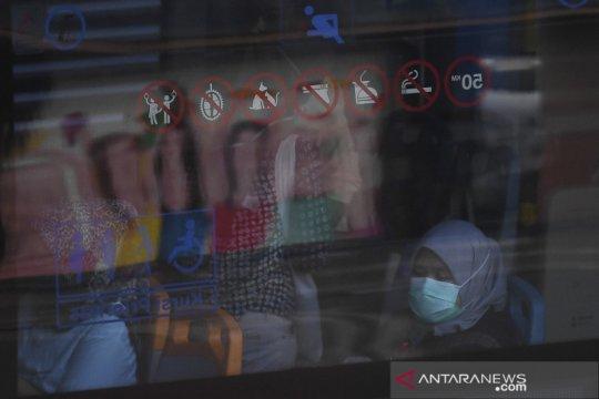 Kasus positif Jakarta bertambah di atas 234, Selasa