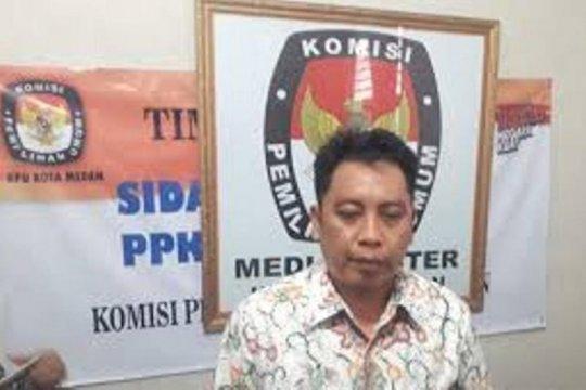 Cegah COVID-19, KPU estimasi 1.800 TPS tambahan di Pilkada Medan 2020