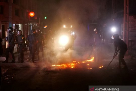 Remaja  tewas dalam protes Senegal
