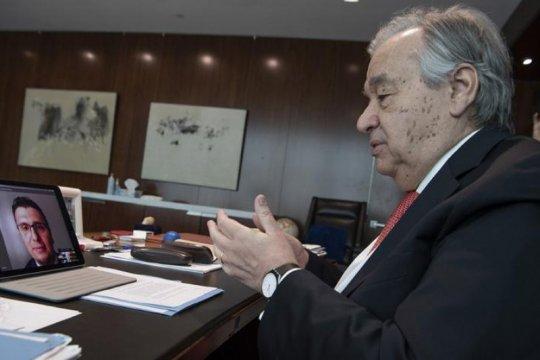 Guterres tidak dapat ambil tindakan terhadap sanksi PBB atas Iran