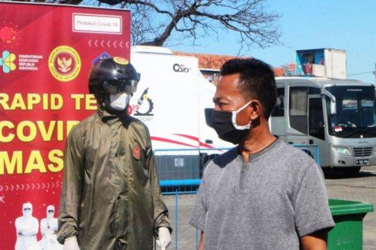 117 warga Semampir Surabaya reaktif COVID-19